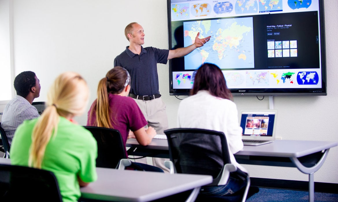 Choosing the right educational tech for your classroom It's ultimately about the student.
