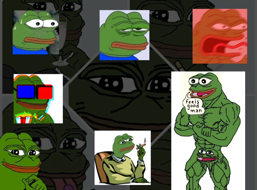 Who is this Pepe the Frog any way? A presidential candidate has in all sincerity declared war on a cartoon character. Let's investigate.