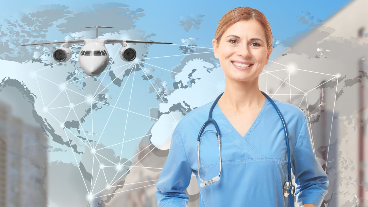 Be Part of a Big Traveling Nurses Association Finding the Best Traveling Nurse Company