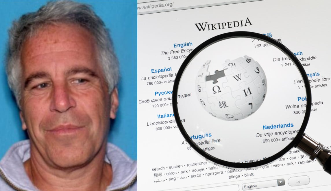 "Wikipedia is quietly scrubbing Epstein's dem connections ""Some were only too happy to rewrite Epstein's history to make it seem like he was more of a figure among Republicans than Democrats."""